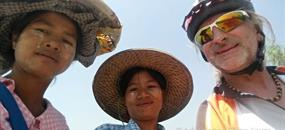 Myanmar (Barma) na kole