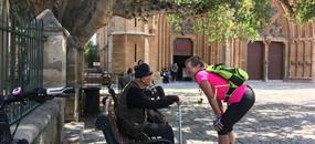 Kypr na kole