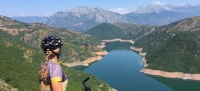 Albánie na kole