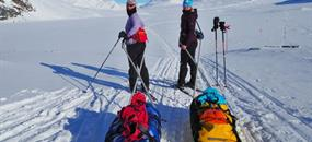 Švédským Laponskem na běžkách