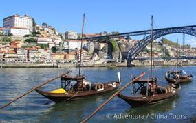 Porto – za vínem a gastronomií