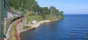 Transsibiřskou magistrálou z Moskvy na Bajkal
