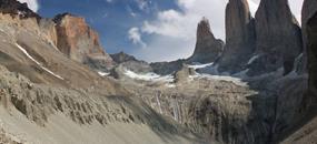 Treking v Patagonii 2021