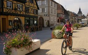Alsasko na kole – vinná stezka