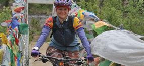 Bhútán na kole