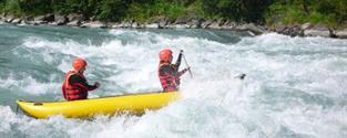 Kanoe v Rakousku