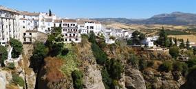 Španělsko – Andalusie na kole