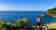 Kuba na kole křížem krážem