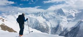 Skialpinismus v Gruzii – Svanetie