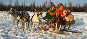 Ke kočovným pastevcům sobů za polární Ural