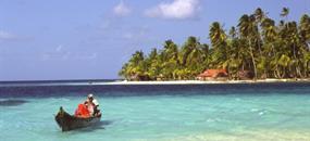 Ostrovy a příroda Panamy