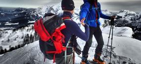 Totes Gebirge - skialpový kurz