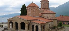Krásy Albánie a Severní Makedonie