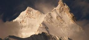 Nepál – treking okolo Manaslu