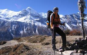 Nepál – treking kolem Annapúren