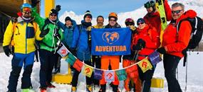 Skialpinismus v Gruzii – Svanetie 2021