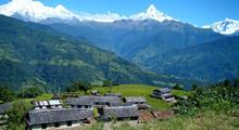 Vánoce a Silvestr v Nepálu – s turistikou