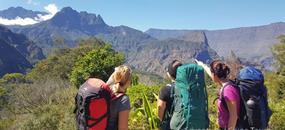 Treking na Réunionu