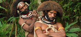 Papua-Nová Guinea a severní Austrálie