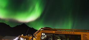 Island – putování za polární září s Tatrabusem