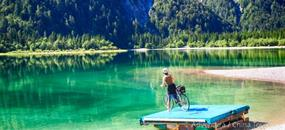 Slovinským Krasem k Jadranu na kole