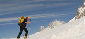 Gesäuse – prodloužený skialpový víkend