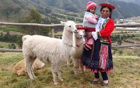Peru a Bolívie – země Slunce a zlata