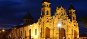 Panama, Kostarika, Nikaragua a Salvador