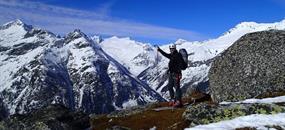 Skiroute Hoch Tirol – královna skialpových tras