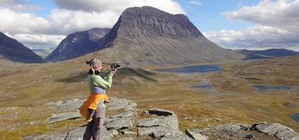 Švédským Laponskem z Abiska pod Kebnekaise