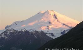 Kavkaz – turistika pod Elbrusem