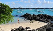 Mauricius – turistika a koupání v ráji
