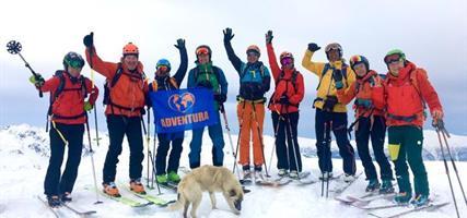 Gruzie – silvestrovské lyžování na Kavkaze