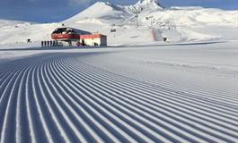 Turecko – lyžování v Kappadokii