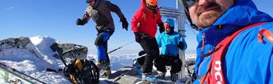 Vysoké Taury – skialpový kurz