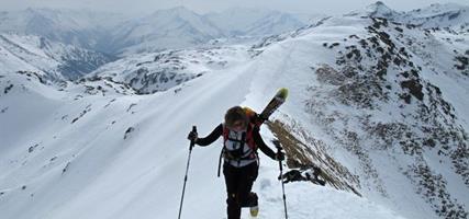 Ötztal – skialpový přechod