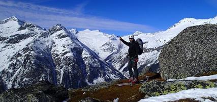 Skiroute Hoch Tirol–královna skialpových tras