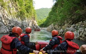 Rafting na Balkáně