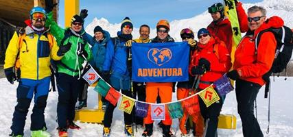 Gruzie – skialpinismus na Kavkaze ve Svanetii