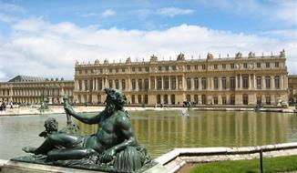 Kouzelná Paříž a zámek ve Versailles