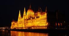 Budapešť - perla Dunaje