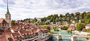 Nejkrásnější města, hory a jezera centrálního Švýcarska ***