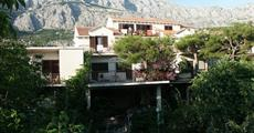 Tučepi / Apartmánový dům Biokovo