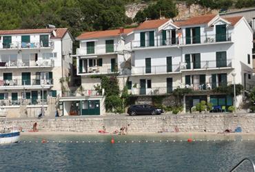 Apartmány Kostanić