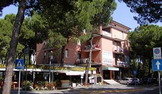 Rosolina Mare / Apartmány Zefrido