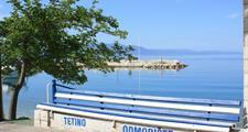 Jednodenní koupání - ostrov KRK