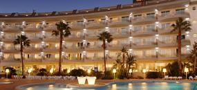 Santa Susanna / Hotel Mercury