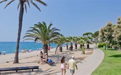 Koupání ve Španělsku - ubytování a doprava v ceně