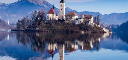 Sváteční Slovinsko a zářivý Graz