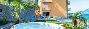 Malcesine / Hotel Casa Marinella